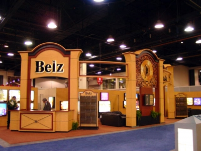 Belz Peninsula Exhibit
