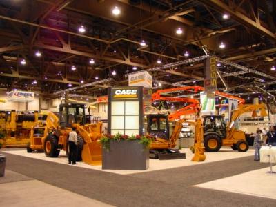 Case Construction 40x40 exhibit
