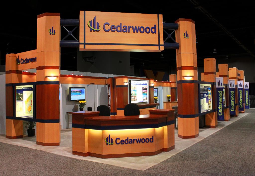 Cedarwood ICSC/RECON 2015 Show