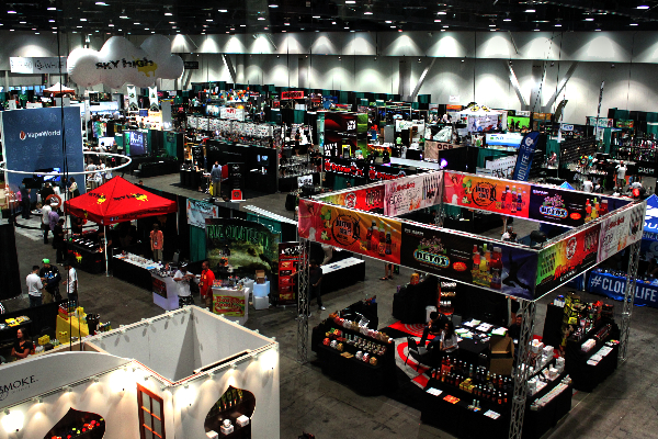Champs Trade Show 2014, Las Vegas Convention Center, Las Vegas Nevada
