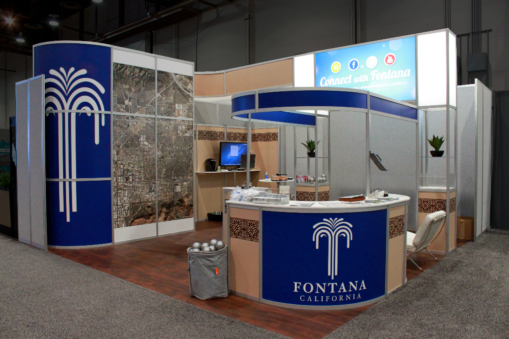 City of Fontana ICSC/RECON 2015 Show