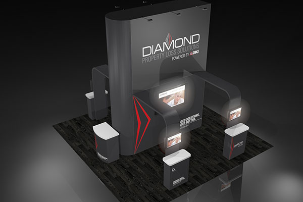 Custom Booth Design