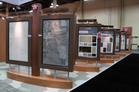 Daltile Surfaces 2016 Island Exhibit