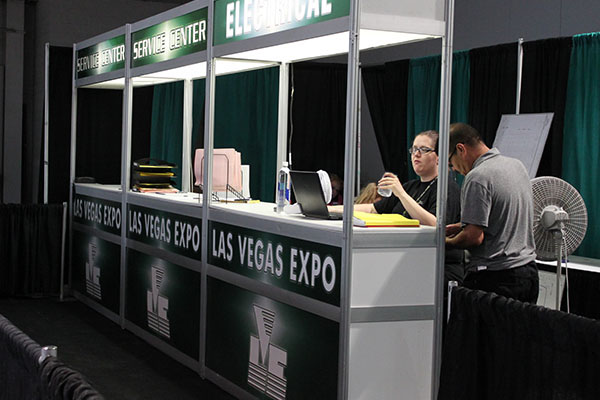 Exhibitor Services Department