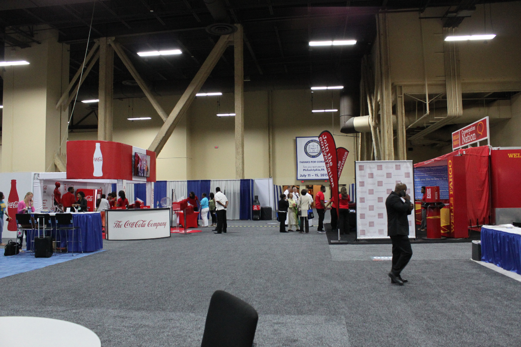 NAACP Show 2014, Mandalay Bay Convention Center, Las Vegas Nevada