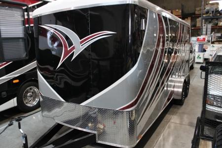 Trailer Car Wrap Project