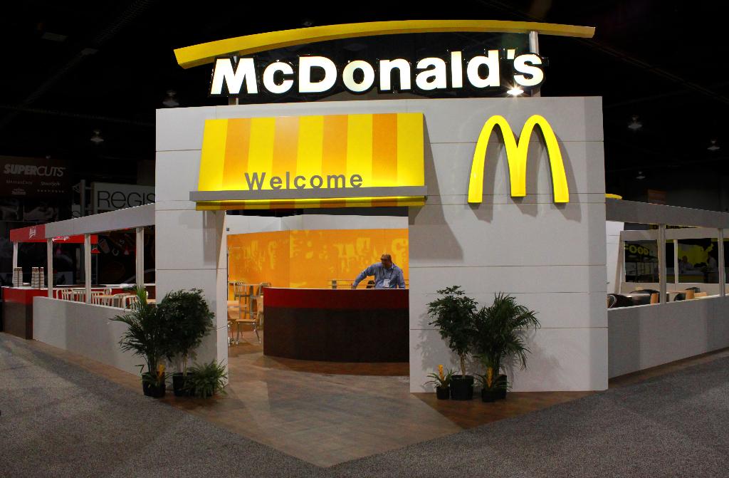 McDonalds ICSC/RECON 2015 Show