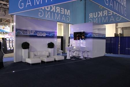 Merkur Gaming G2E Sands Convention Center Las Vegas 2014