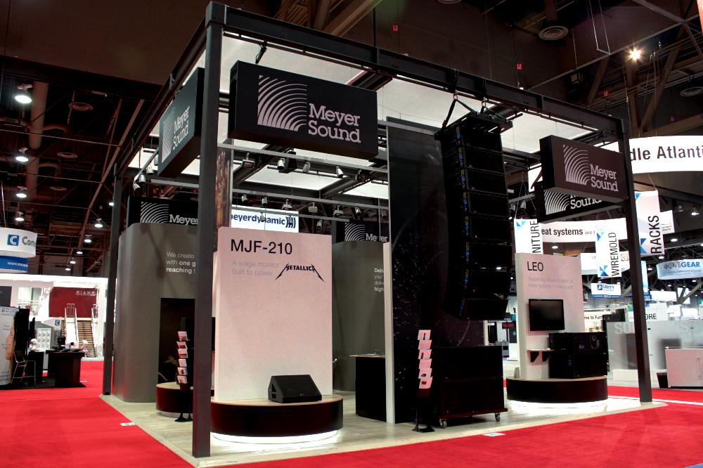 Meyer Sound 30x30 Exhibit