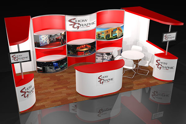 Modular Exhibits Rental