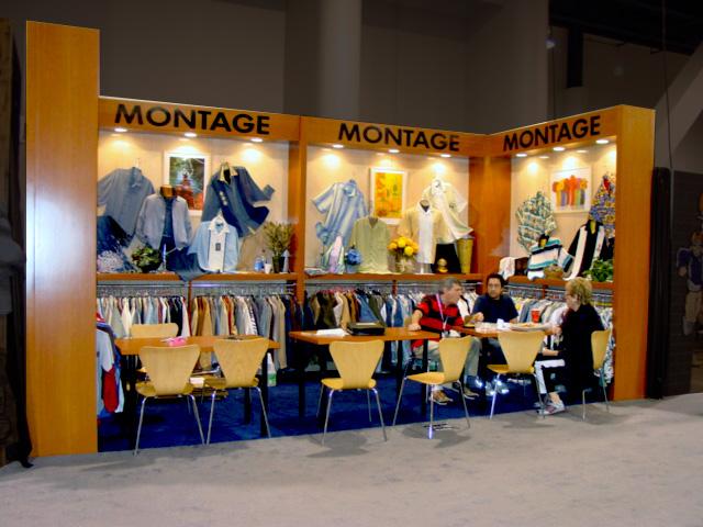 Montage 10x20 Inline Exhibit