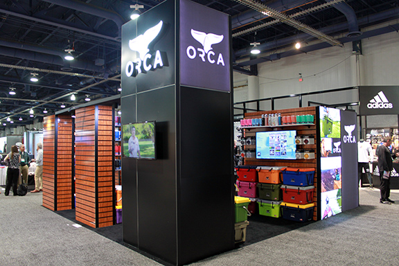 Orca 20x20 Sports Licensing Show 2016