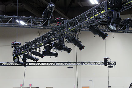 Trade Show Production Technicans