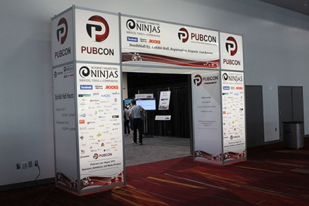 Pubcon 2014 Las Vegas Convention Center