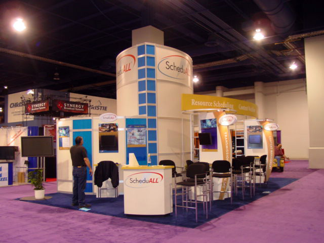 Scheduall Island Exhibit 2005 NAB
