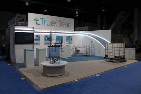 TrueClean, Pack Expo 2015