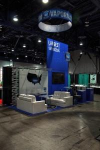 Vapornation 10x20 at Champs Show, Las Vegas Nevada