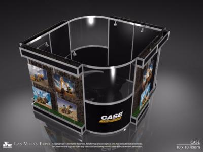 Case Construction Display Room