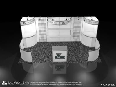 10x20 exhibit