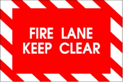 Fire Lane