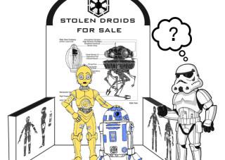 Star Wars Trade Show