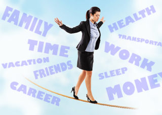 Finding the Balance…. Juggling career and family life in the Convention industry